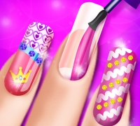 Magic Nail Salon spielen