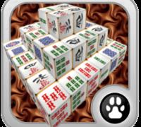 Mahjong 3D spielen