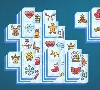Mahjong Christmas spielen