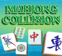 Mahjong Kollision spielen