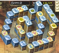 Mahjong Simya spielen