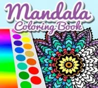 Mandala Malbuch spielen