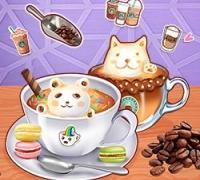 Mermaid Barista Latte Art spielen