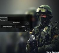 Militärkriege Schlagen spielen