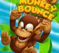 Monkey Bounce spielen