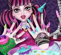 Monster High Nagel Spa spielen