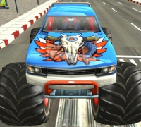 Monster Truck City Parking spielen
