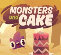 Monsters And Cake spielen