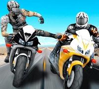 Moto Bike Attack Race Master spielen