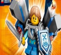 Nexo Knights: Jagd Auf Die Magischen Bücher spielen