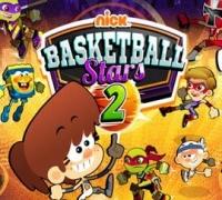 Nick Basketball Stars 2 spielen