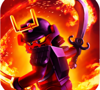 Ninjago Energy Spear 2 spielen