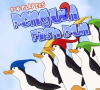 Penguin Fish Run spielen