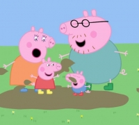 Peppa Pig Coloring Book spielen
