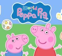 Peppa Pig Super Recovery spielen