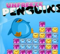 Pinguine Entfrieren spielen