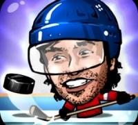 Puppet Hockey spielen