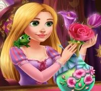 Rapunzels Handwerk spielen