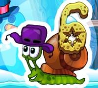Snail Bob 6 Winter Story spielen