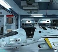 Spaceship Escape spielen