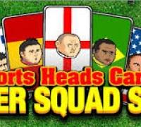 Sport Kopf Karten: Soccer Squad Swap spielen