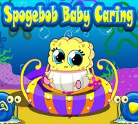Sunger Bob Baby Pflege spielen