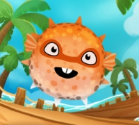 Super Puffer Fish spielen