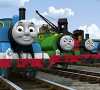 Thomas And Friends 3 In A Row spielen