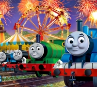 Thomas And Friends Mix Up spielen