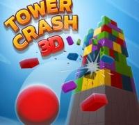 Tower Crash 3D spielen