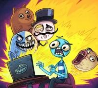 Trollface Quest Internet Memes spielen
