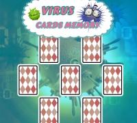 Virus Cards Memory spielen