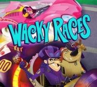 Wacky Races Splash Art spielen