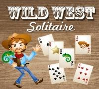 Wilder Westen Solitaire spielen