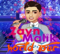 Zayn Malik Welttour spielen