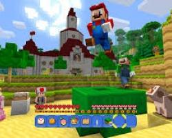 Minecraft Super Mario Spiele - Www 1001 minecraft spiele com