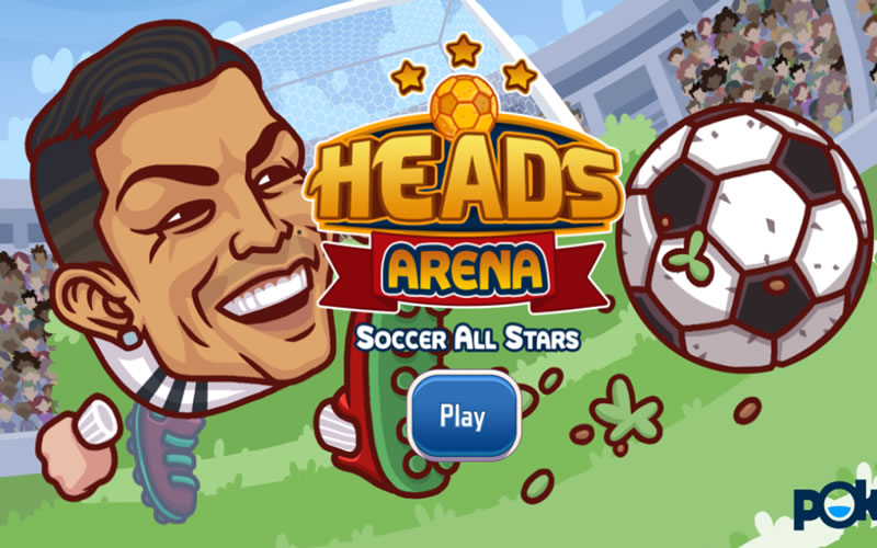 Heads Arena: Fußball All Stars